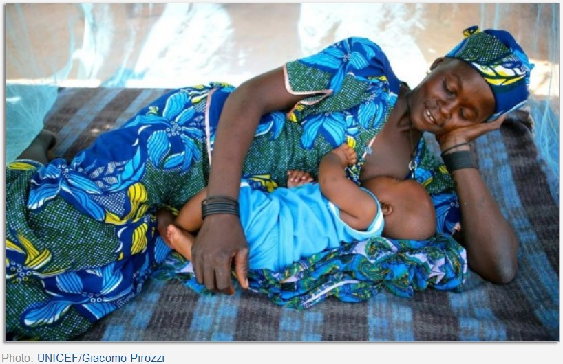 Des recommandations peu suivies — Allaitement maternel